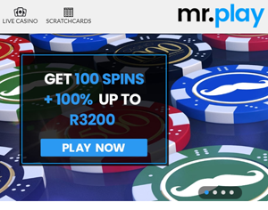 mr. play Casino